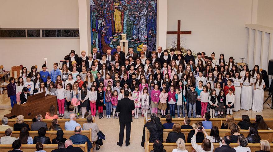 Zbor župe svetog Andrije