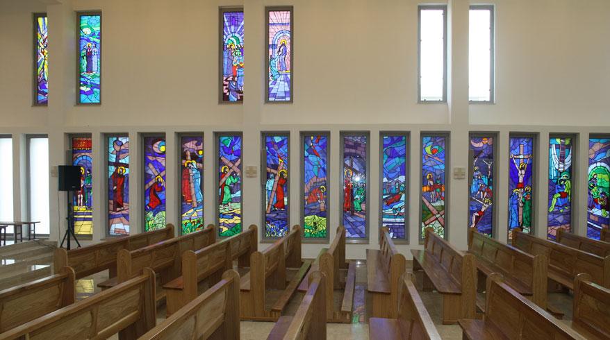 Župa svetog Andrije unutrašnjost