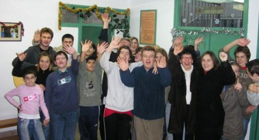 Karitativne aktivnosti mladih (2008.)