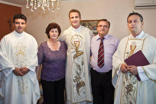 Mlada misa don Franka Prnjaka