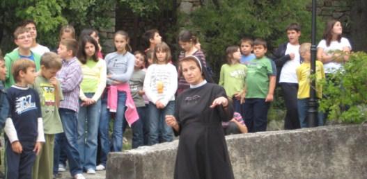 Dječji zbor – Ministranti i dječji zbor u Vepricu i Makarskoj