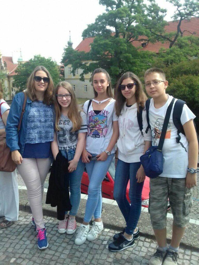 ZLATNI OLIMPIJCI U PRAGU