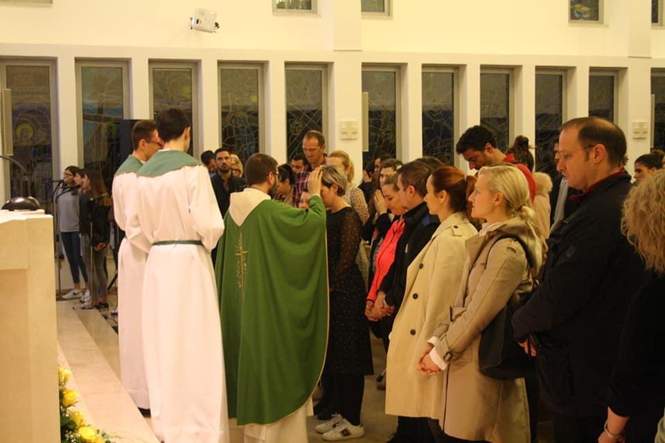 DUHOVNA OBNOVA POVODOM BLAGDANA SV. ANDRIJE Treći dan – petak, 29. studenog
