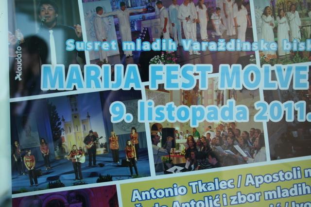 NAŠ VIS IZIDOR NA MARIJA FESTU